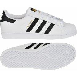 af3dc7f5ec Adidas Superstar II bílo černé od 64