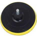 Extol Craft nosič brusných výseků do vrtačky suchý zip 125mm 108425