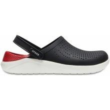 Crocs LiteRide Clog Slate Black White 770dae9e97