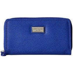 Tommy Hilfiger modrá dámska peňaženka Womens Core wallets Zip Around wallet  Light Blue a21fc1e64db