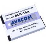Batéria AVACOM SAMSUNG SLB-10A - neoriginálne