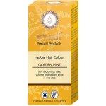 Khadi rastlinná farba na vlasy zlatý preliv 100 g c8034444b0b