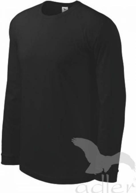 Adler Street LS triko s dlouhým rukávem Černá od 7 9269346aadd