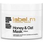 label.m Honey & Oat Treatment Mask 750 ml