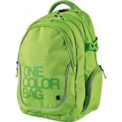Stil batoh One Color zelená od 33 9b52773cef