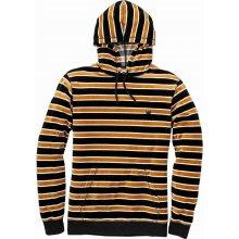 SUPRA Velux Pullover Hood Black-Tan (080) 5921187b5be