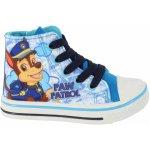 Disney by Arnetta Chlapčenské členkové tenisky Paw Patrol modré 418fbb9707