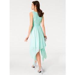 75020b3bd37f Ashley Brooke by heine koktejlové šaty s flitrami mätová alternatívy ...