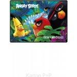 Desky na číslice Angry Birds Movie