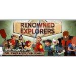 Renowned Explorers: International Society