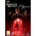 Sherlock Holmes versus Jack Rozparovač