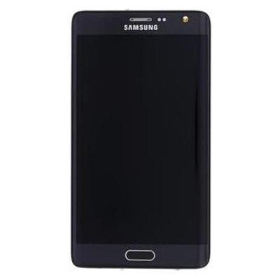 LCD displej + Dotykové sklo + Přední kryt Samsung Galaxy Note Edge N915