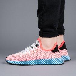 Adidas ORIGINALS Tenisky Deerupt Runner SoldRed Blue Bird CQ2624 ... 79895042383
