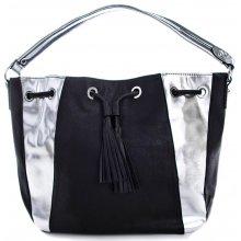dámská kabelka G121 čierna 32b24ba93fb