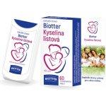 Biotter Kyselina listová pro celou rodinu 60 tbl.