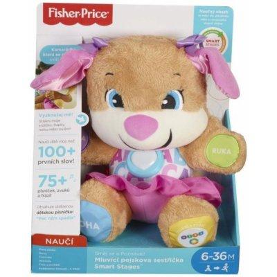 Fisher-Price FPP79 Hovoriaca psíkova sestrička