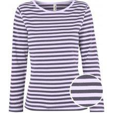 Tričko dámske dlhý rukáv Alex Fox Marine modré-biele 07cf3507f09