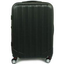 Madisson 75103 kvalitný cestovný kufor malý 38x22x55 cm Červená