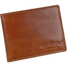 aa61ab1ac0 GreenBurry Pánska peňaženka Expedition z byvolej kože