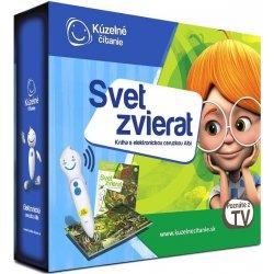 4f934da2f Albi Elektronická ceruzka s knihou Svet zvierat od 44,89 € - Heureka.sk