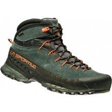 0356273bf89e8 La Sportiva Turistická obuv TX4 Mid GTX carbon/flame