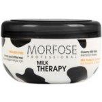 Morfose Milk Therapy Mliečna krémová maska na vlasy