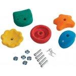 Lezecké kamene KBT MIX color small set 5 ks