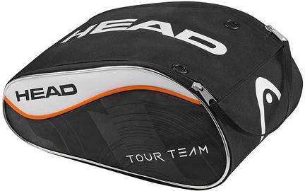 9c4d439e8afdc Head Tour Team Shoebag taška na obuv Black/White alternatívy - Heureka.sk