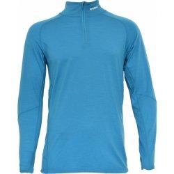448e81c93 Husky MERINO long sleeve zip pánske termotričko so zipsom modré od ...