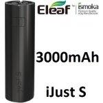 iSmoka Eleaf iJust S batéria čierna 3000mAh