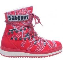 SNOBOOT-MUTANT LOW TATOO BASIC RED
