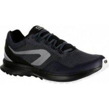 54c7fc47818f KALENJI Pánska bežecká obuv Active Grip sivo-čierna