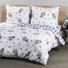 4Home bavlna obliečky Provence 140x200 70x90