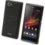 Púzdro Made Xperia MINIGEL Sony Xperia L čierne