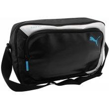 Puma King Messenger Bag Black/White