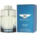 Bentley for Man Azure Toaletná voda 100 ml