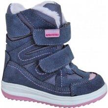 814959d56befd Protetika dívčí zimní boty Fari ružová