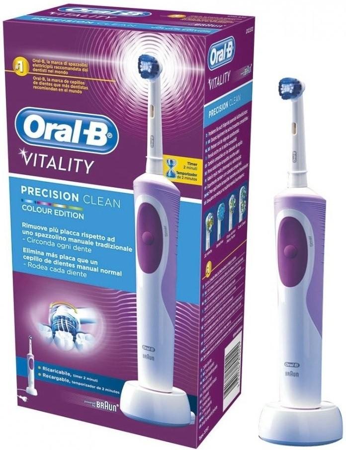7a13c5862 Oral-B Vitality Precision Clean with Timer alternatívy - Heureka.sk