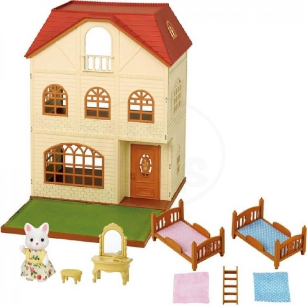 958100910838 Domčeky pre bábiky Sylvanian Families - Heureka.sk