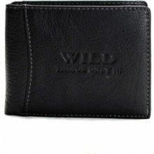 Wild Things Only pánska kožená peňaženka 5353h