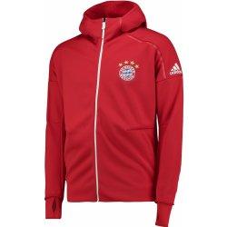 Adidas FC Bayern München mikina bunda pánska červená Galéria ... fa32fa2a33e