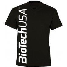 BioTech USA pánske tričko čierne