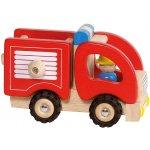 GOKI 55927 Hasičské drevené auto