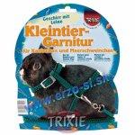 Trixie postroj králik zakrslý nylon + vodítko 8mm/1,20m