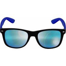 Urban Classics Sunglasses Likoma Mirror blk/royal/blue