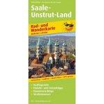 PublicPress Rad- und Wanderkarte Saale-Unstrut-Land