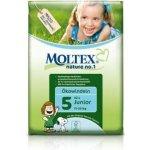 Moltex eko plienky JUNIOR 11-25 kg 32 ks