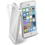 Púzdro CellularLine Fine Apple iPhone 5 / 5S / SE čiré
