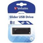 Verbatim Store 'n' Go Slider 8GB 98695