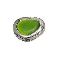 a23a5b83a Háčik na kabelku - zelené srdce